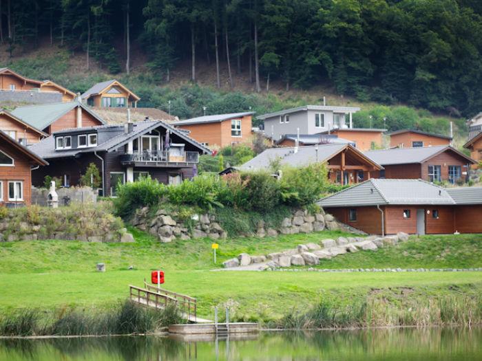 pelletofen für wohnzimmer:pelletofen wohnzimmer kosten : Ferienhaus Fuchsbau am Waldsee, Eifel