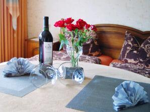Gästezimmer Blau