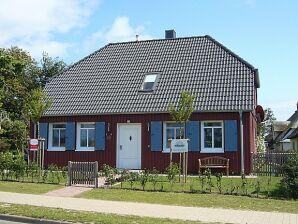 Ferienhaus Kapitänshaus Ahrenshoop Kajüte