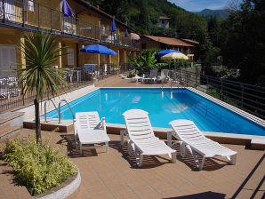 Ferienwohnung Residenz Maccagno ai Ronchi Nr. 3