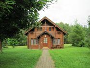 / Holzhaus am Silbersee für 8-10 Personen
