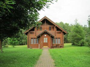 Ferienhaus / Holzhaus am Silbersee für 8-10 Personen