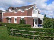 Terrassen-Fewo mit Parkplatz-Nr.11 im Haus Norderoog