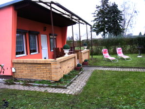 Ferienhaus mit Boot/ Haus Haveleck