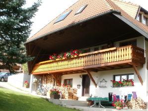 Ferienwohnung 1 (Talblick) - Haus Julia