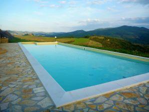 Ferienwohnung im Haus Borgo Catignano - Casa Sud