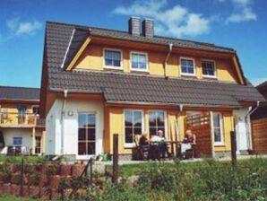Doppelhaushäfte 13 in Koserow