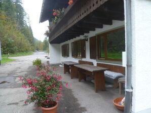 Ferienwohnung 2 Lanzenbach-Alm, EG, Oberstaufen