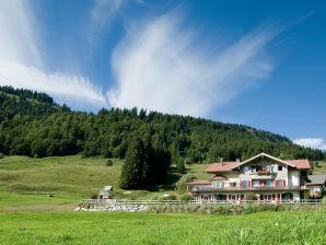 Ferienwohnung Alpenrösle