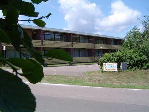 Ferienwohnung de Fitis im Apartmentkomplex 't Kerkeland