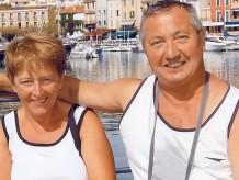 Ihr Gastgeber Patrick und Martine Hiele-Denys