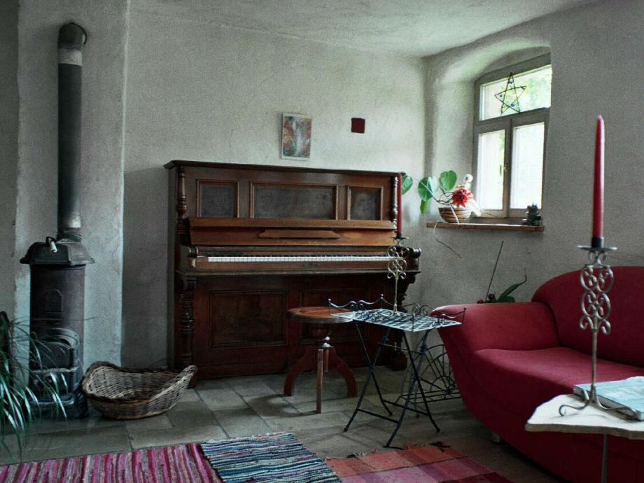 ferienhaus holunderhof fr nkisches seenland frau sabine. Black Bedroom Furniture Sets. Home Design Ideas