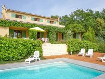 Ferienhaus mit Pool in La Garde-Freinet