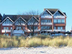 Ferienwohnung Strandburg Scharbeutz