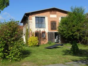 Ferienhaus am See Kleinzerlang