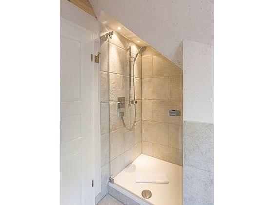 Beleuchtung Dusche Decke  Dusche beleuchtung decke ferienhaus