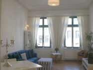 Luxuriöses citynahes Apartment im Altbau