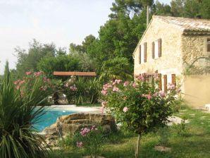 Ferienhaus Oasis des Cigales, Haus Ermitage