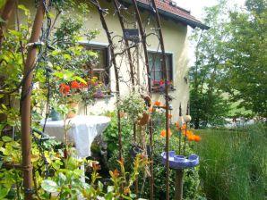 Ferienwohnung Am Paradies im Haus Bayer
