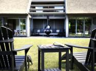 Luxus-8-Personen- mit Patio-Feuerstelle, Schoorl