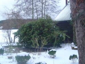 Ferienwohnung Tuinhuisje Gartenhausjen