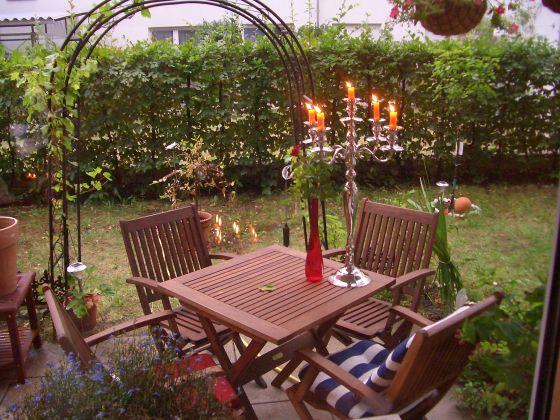 ferienwohnung little cottage berlin mitte frau ina kamin. Black Bedroom Furniture Sets. Home Design Ideas