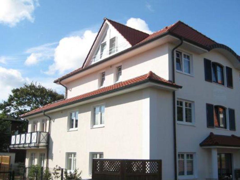 Villa Rossini Wangerooge Wohnung
