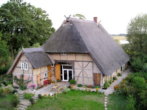 Biohof Große Ferienwohnung Bauernhaus Pauli Elbaue