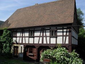Ferienhaus Original Umgebindehaus für bis 9 Personen