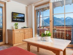 Ferienwohnung Alpensonne - Oberstdorfer Traumblick