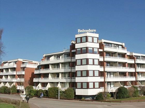 Ferienwohnung 45 im Haus Belvedere Grömitz Ostsee