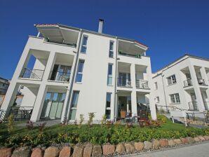Ferienwohnung 3 in der Villa Antje mit Terrasse