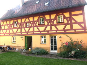 Ferienwohnung Badstube Wernsdorf