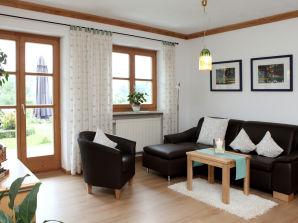 Ferienwohnung mit Gartenterrasse im Landhaus Florian