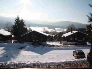 Ferienwohnung am See mit Bergblick EG