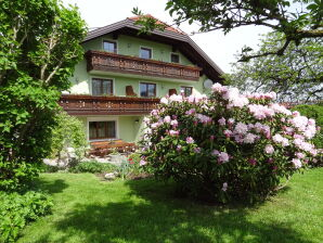 Bed & Breakfast Attersee - Pension Holzapfel