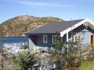 Stella direkt am Fjord