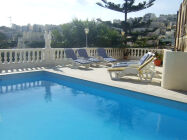 Ringway Villa with Pool/Air Cond / BBQ Area