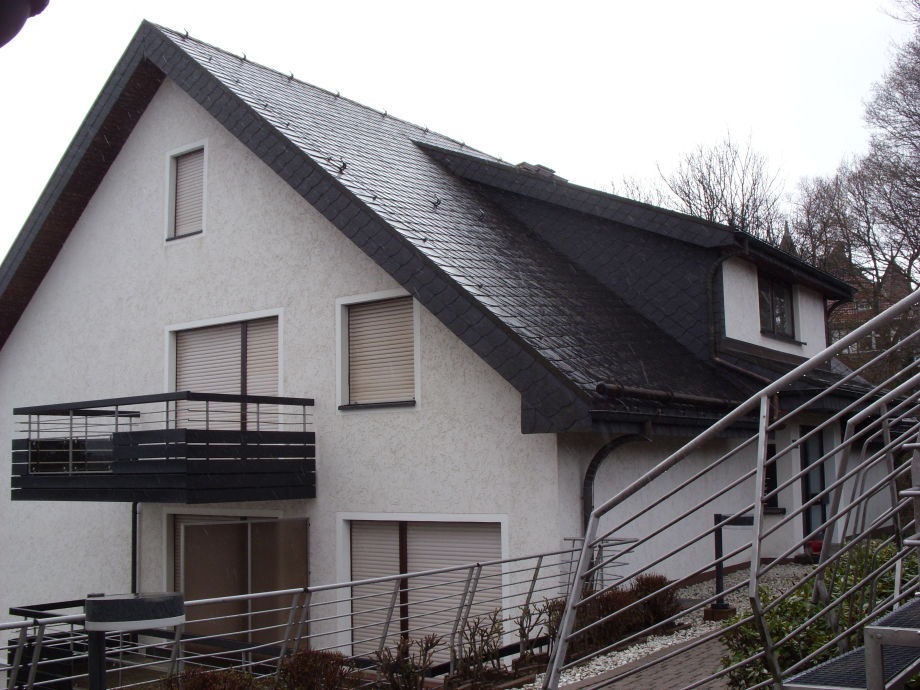 Haus/Penthauswohnung