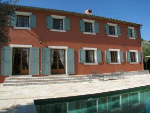 Villa Chateau-010: Chateauneuf-de-Grasse bei Grasse