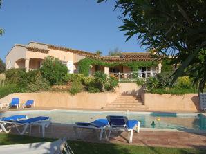 Villa Stemax-016: Sainte Maxime