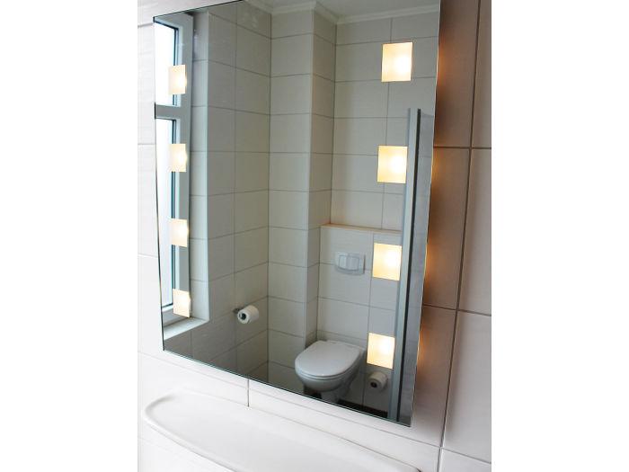 Dusche Halbrund Glas : Dusche Kosten : Auch viel Stauraum ist vorhanden Badezimmer mit Dusche