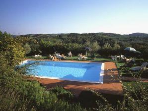 Weingut Orzale - 3-Zi.-Ferienwohnung mit Pool