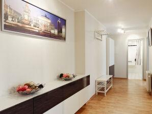 Ferienwohnung City Park Apartment #1101, exklusiv, 75 qm, WLAN frei