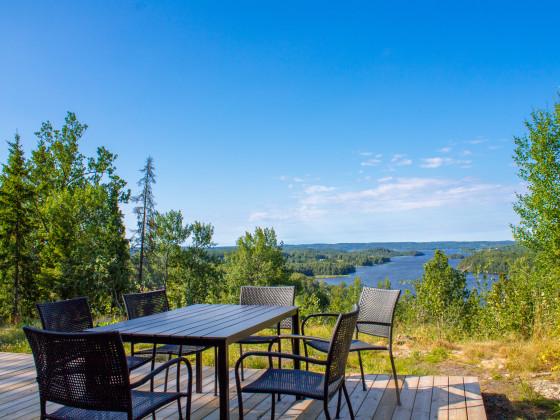 ferienhaus mit unglaublichem ausblick in alleinlage schweden s dschweden sm land j nk ping. Black Bedroom Furniture Sets. Home Design Ideas