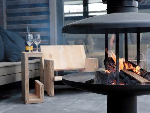 mit Sauna und Patio-Feuerstelle in Schoorl