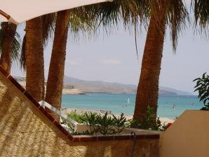 Ferienwohnung 1. Strandreihe: