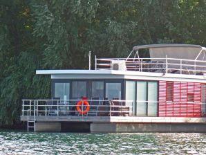 Hausboot FLOATING 44 bei Xanten