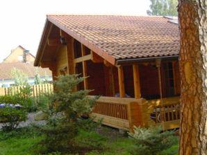 Chalet mit eigener Sauna am Rande von Steinhude