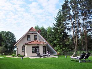 Ferienhaus Luxus-Haus am See